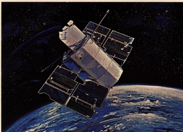 El satélite OAO-2 (NASA)
