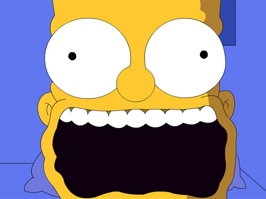bart simpson scream jpg